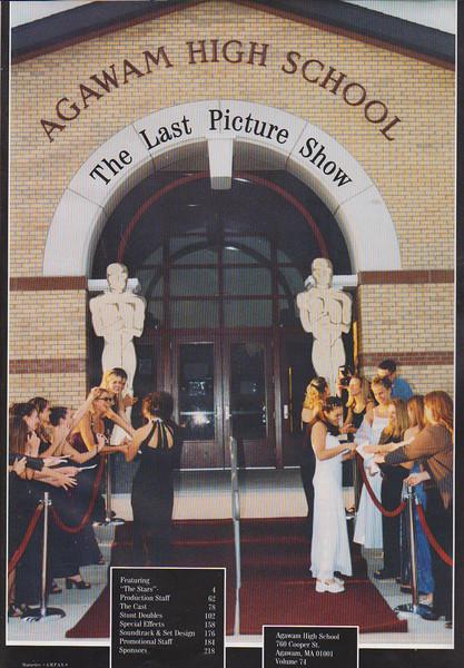 Class of 2001-05  Agawam High School