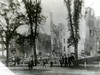 South Hadley Ruins Main Bldg after 1896 Fire