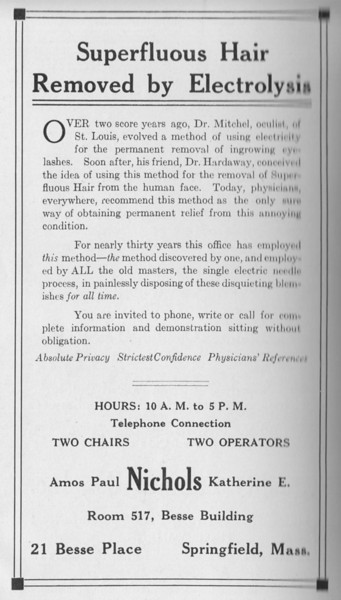 Springfield Business Directory 1924